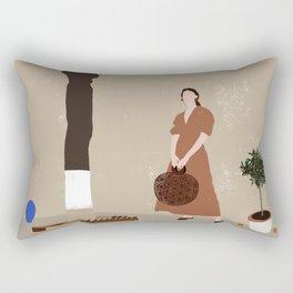 Summer in Marrakesh Rectangular Pillow