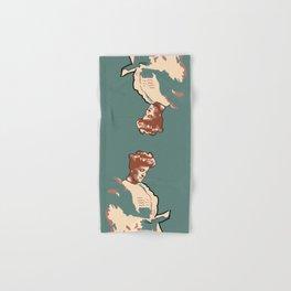 Edith Wharton Hand & Bath Towel