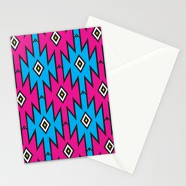 Funky Aztec Stationery Cards