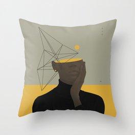 Beauty FORM. Throw Pillow