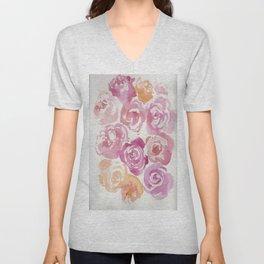 Roses&Love Unisex V-Neck