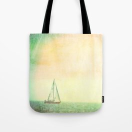 Smell the Sea and Feel the Sky Tote Bag