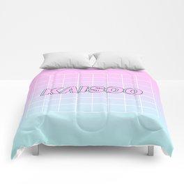 KAI SOO #1 Comforters