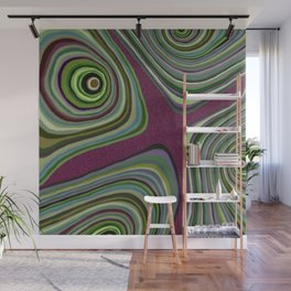 Mystical Islands Wall Mural