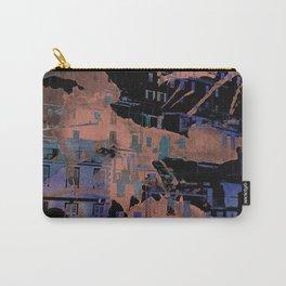 Aqua Village Hill Carry-All Pouch
