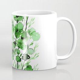 Floral Charm No.1J by Kathy Morton Stanion Coffee Mug