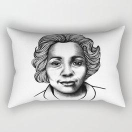 Coretta Scott King Rectangular Pillow