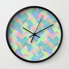Complex Pressure Wall Clock
