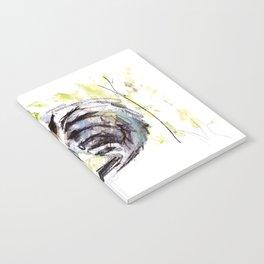 Totem striped hyena (Hyaena hyaena) Notebook