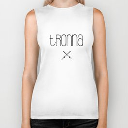 TRONNA - BEST CITY Biker Tank