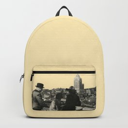 Views Across Vancouver Backpack