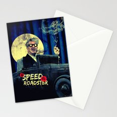 Speed Roadster Stationery Cards