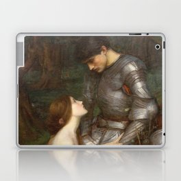John William Waterhouse - Lamia Laptop & iPad Skin