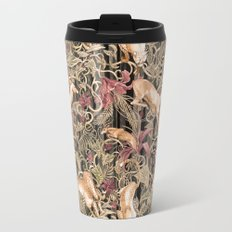 Wild life pattern Travel Mug