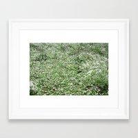 fairies Framed Art Prints featuring Fairies by Anwar B