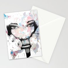 Kori by carographic, Carolyn Mielke Stationery Cards