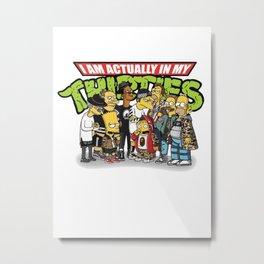 thirties simson Metal Print