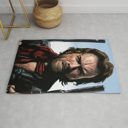 Clint Eastwood - The Outlaw Josey Wales Rug