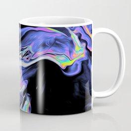 DESPAIR IN THE DEPARTURE LOUNGE Coffee Mug
