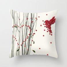 Valentine Heart Throw Pillow