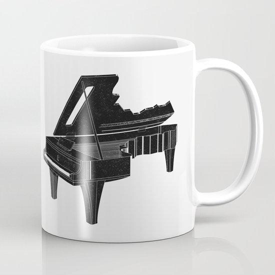 Music Is The Key B Mug