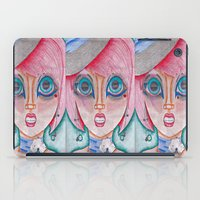 poker iPad Cases featuring poker face by Scenccentric Creations
