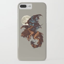 Bestiary / Manticore iPhone Case