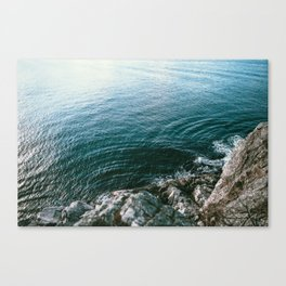 Look Down Canvas Print