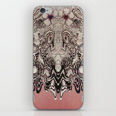 Entangled Bouquet iPhone & iPod Skin