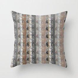 Snow INSPIRED- Slush Throw Pillow