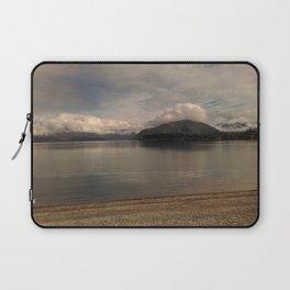 lake wanaka silent capture at sunset in new zealand Laptop Sleeve