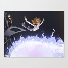 The Gift Canvas Print