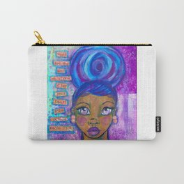 Take Courage Carry-All Pouch