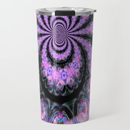 Cosmic Caterpillars Travel Mug
