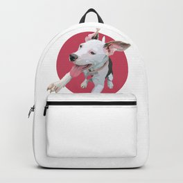 Perky Pup Backpack