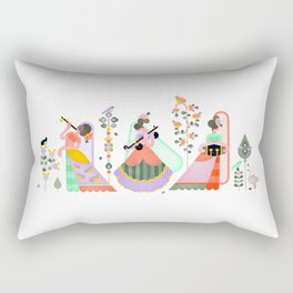 Musicians Rectangular Pillow