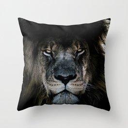 Scar Throw Pillow