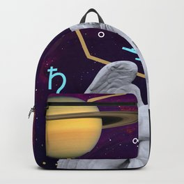 Ancient Gods and Planets: Saturn Backpack