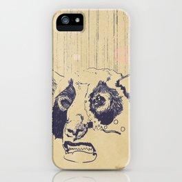 Bear Lip  iPhone Case