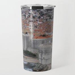 Dubrovnik Travel Mug