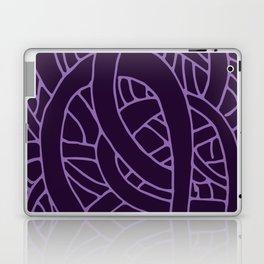 Microcosm in Purple Laptop & iPad Skin