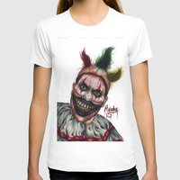 ahs T-shirts featuring Twisty-AHS No.2 by MELCHOMM
