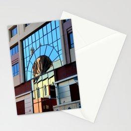 My Favorite Church Window Stationery Cards