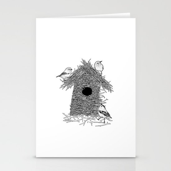 Rebuild Stationery Cards