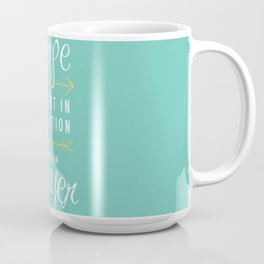 Romans 12:12 Coffee Mug