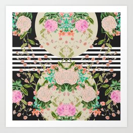 Bloomers Art Print