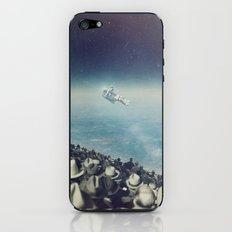 Astronaut iPhone & iPod Skin