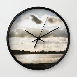 A Gulp Wall Clock