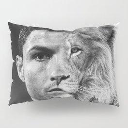 Cristiano Ronaldo Beast Mode Pillow Sham