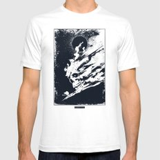 Survival Mens Fitted Tee White X-LARGE